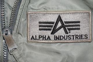 Chaqueta Alpha Industries S M Flyer Original