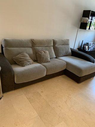 Sofa chaiselong URGE VENDER