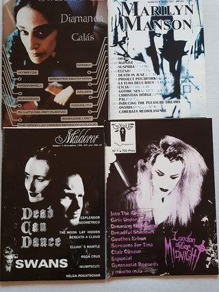 Revista Maldoror y Black Box