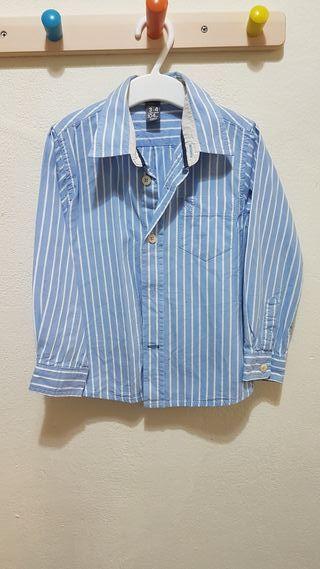 Camisa Zara 3/4 años