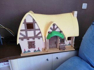 casa blanca nieves