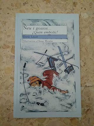 """libro """"Neu i gossos... Quin embolic!"""""""