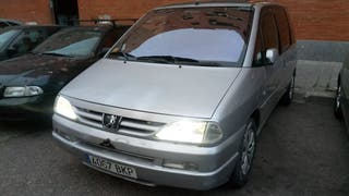 Peugeot 806 2001