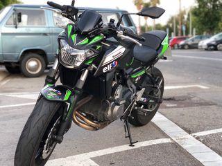 Kawasaki Z650 limitada A2