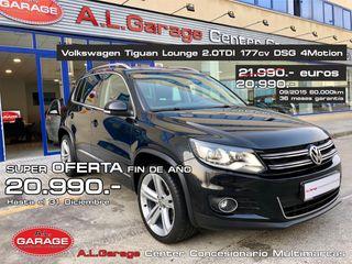 Volkswagen Tiguan Sport Lounge DSG 4Motion