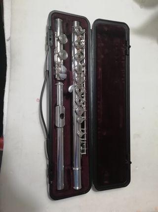 flauta travessera yamaha 281