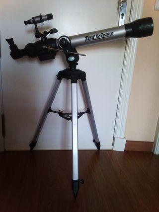 Telescopio telescience profesional
