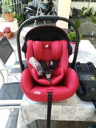 silla coche joie i-gemm con base isofix