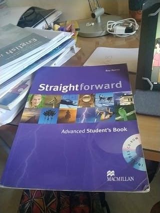 straightforward advanced student's book