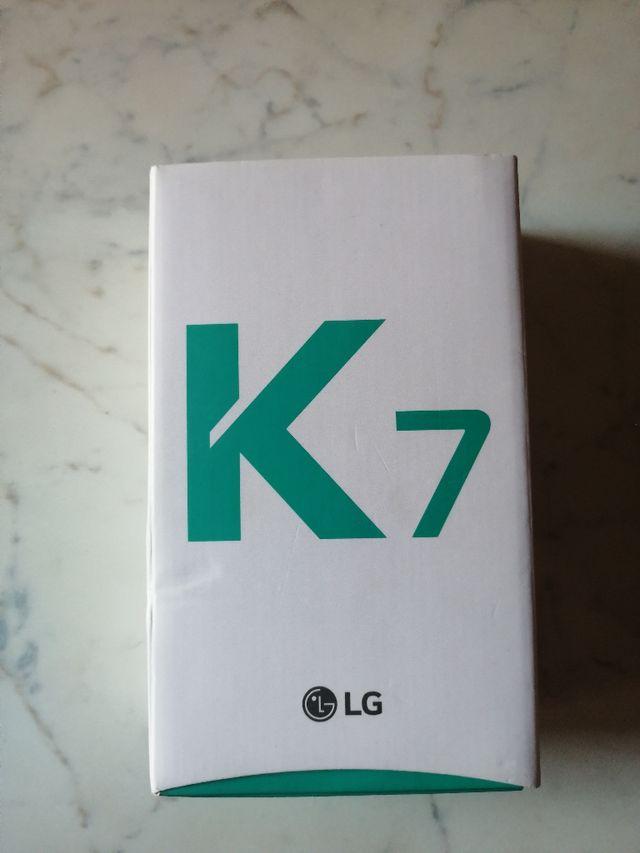 Móvil LG K 7