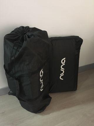 Cuna de viaje NUNA+colchón