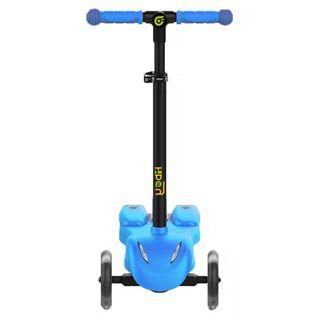 Patinete 3 Ruedas Scooter para niños Azul