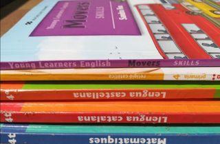 Llibres 4rt Primària
