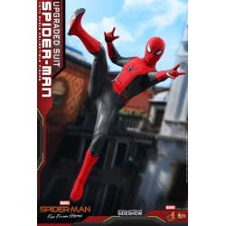 HOT TOYS SPIDERMAN FAR FROM HOME MARVEL