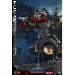 HOT TOYS MARVEL ROCKET