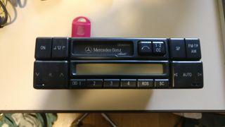 Becker Classic BE 2010 Radio Cassette Mercedes