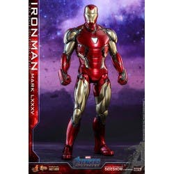 HOT TOYS IRON MAN MARVEL