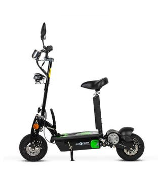 Patinete/Scooter Eléctrico tipo moto, plegable,800