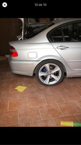 "Llantas BMW 18"""