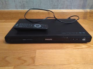 Reproductor DVD Divx Philips