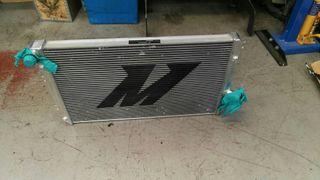 radiador mishimoto