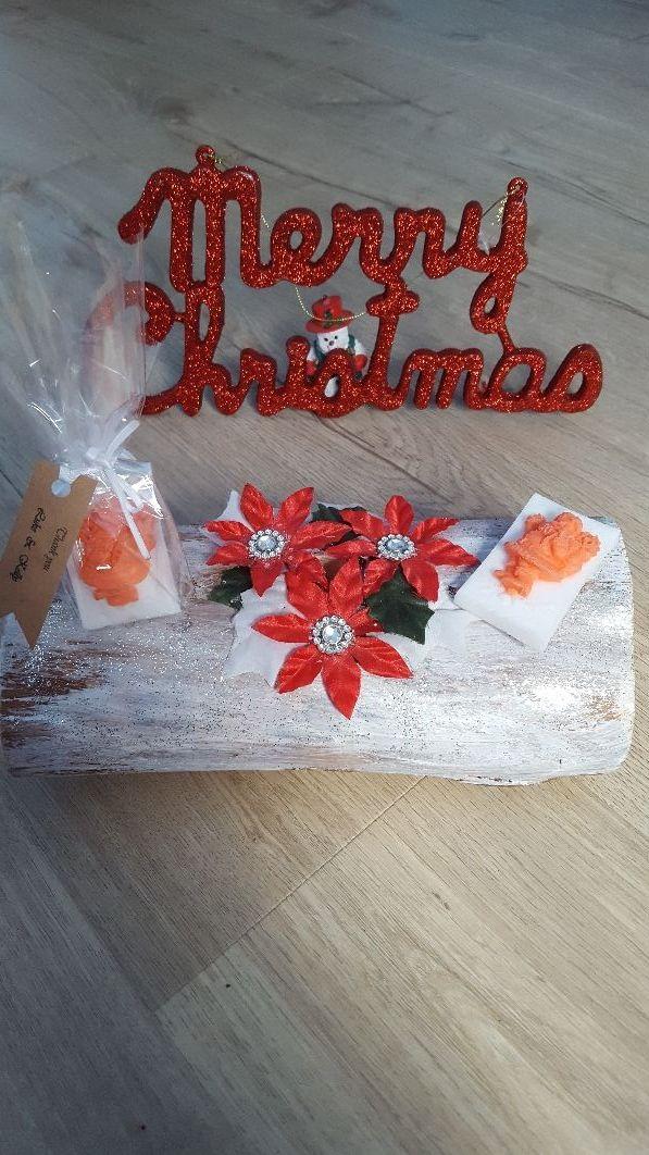 Soap gift - Santa Merry Christmas