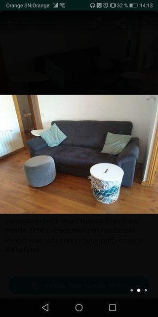 sofá 3 plazas Ikea knislinge