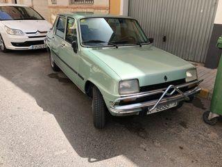 Renault 7 GTL 1980