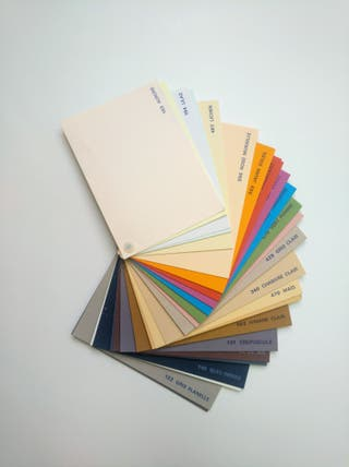 CANSON: carta de papeles de colores