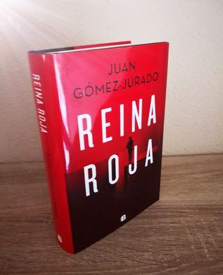 Libro Tapa Dura. La Reina Roja.