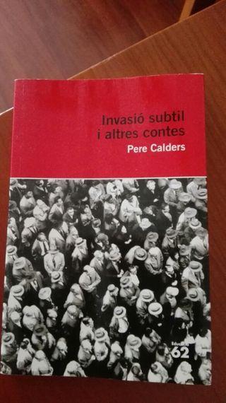Llibre Invasió subtil i altres contes