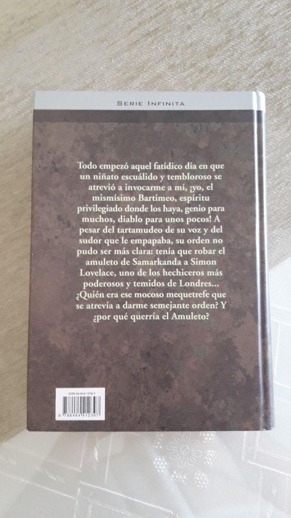 El Amuleto de Samarkanda. Primera Edición.