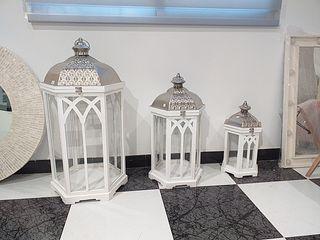 Faroles preciosos estilo árabe
