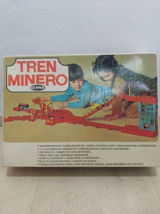 Tren Minero Geyper