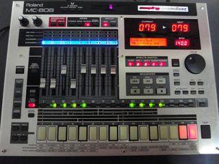 Roland Mc 808 caja de ritmos