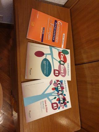 libros de frances