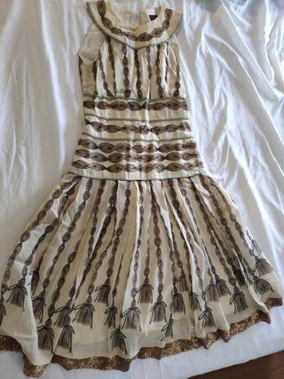 vestido Miriam Ocariz