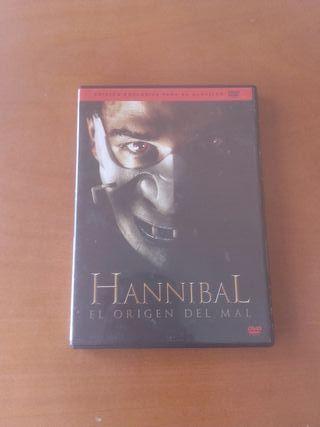 Hannibal El Origen del Mal Dvd