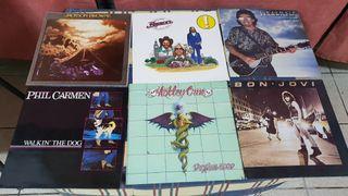 lote de discos