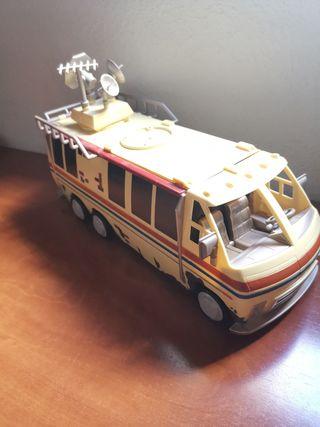 Caravana de Ben10