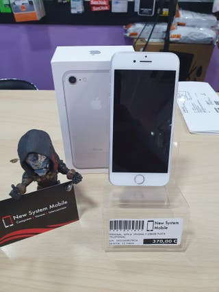 IPHONE 7 256GB SILVER IMPECABLE