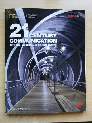 Libro Inglés. 21st century communication