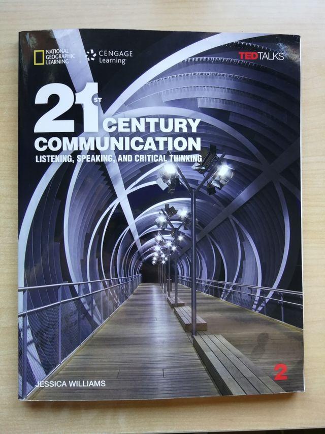 Libro Inglés. 21st century communication