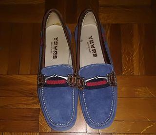 zapato niño mocasín num. 35