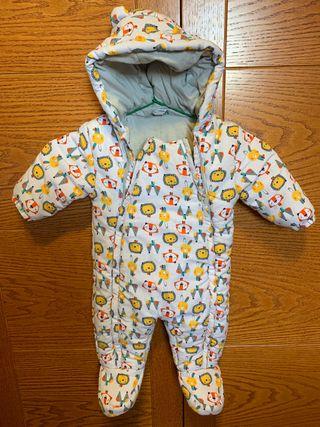 Buzo bebé unisex Tuc-tuc