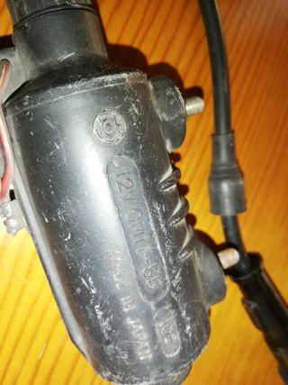 Piezas varias Yamaha SR 250