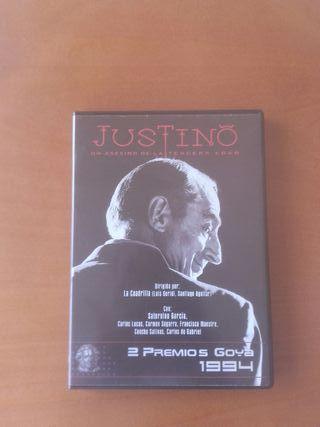 Justino Dvd
