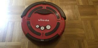 aspiradora robot vileda(batería jodida)