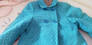 Abrigo de vestir niña