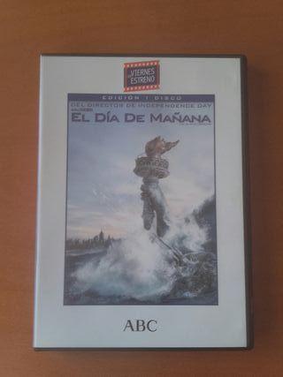 El Día de Mañana Dvd